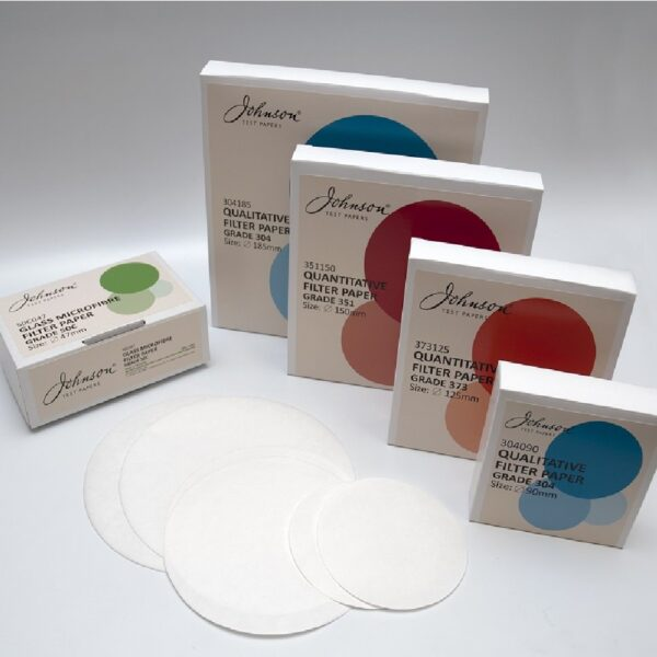 Qualitiative filter papers