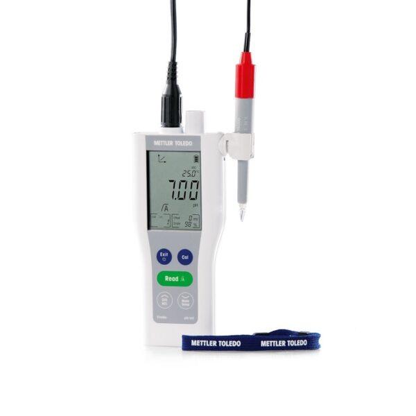 Handheld pH meters